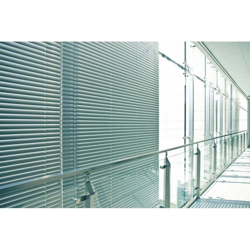 Horizontaler Aluminiumrollladen 50 mm