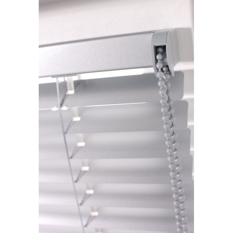 Horizontaler Aluminiumrollladen 25 mm